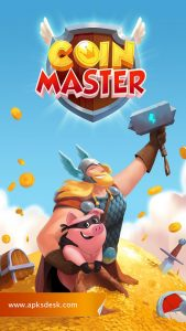 Coin Master Mod Apk [Unlimited Coins] 2021 1