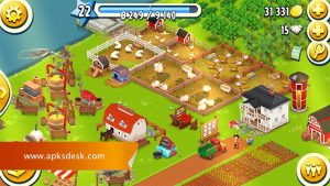 Hay Day Mod Apk [Unlimited Everything] 2021 3