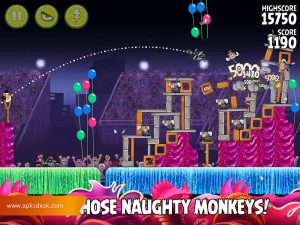 Angry Birds Rio Mod Apk [Unlimited Items] 2021 7