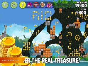 Angry Birds Rio Mod Apk [Unlimited Items] 2021 8