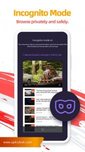 Uc Browser Mod Apk [Add Free] Many Features 2021 3