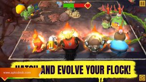 Angry Birds Evolution MOD APK [Unlimited Coins] 2021 1