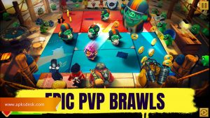 Angry Birds Evolution MOD APK [Unlimited Coins] 2021 3