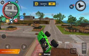 Rope Hero Vice Town Mod Apk [Unlimited Cash] 2021 3