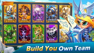 Taptap Heroes Mod Apk Unlimited Money And Gems 2021 1