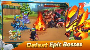 Taptap Heroes Mod Apk Unlimited Money And Gems 2021 3
